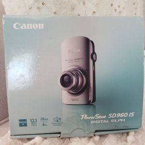 Canon Powershot SD 960 IS Digital ELPH